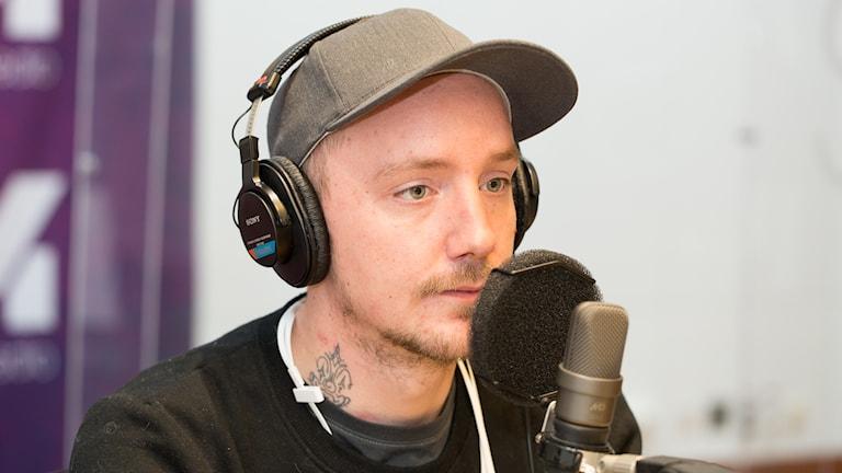 Jonnie Roupé. Foto: Åsa Stöckel/Sveriges Radio