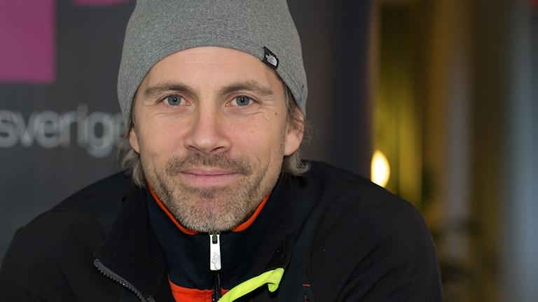 Fredrik 'Benke' Rydman. Foto: Åsa Stöckel/Sveriges Radio