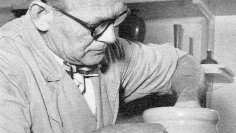 Berndt Friberg.