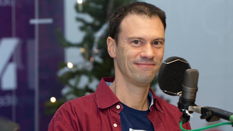 Martin Appel. Foto: Åsa Stöckel/Sveriges Radio