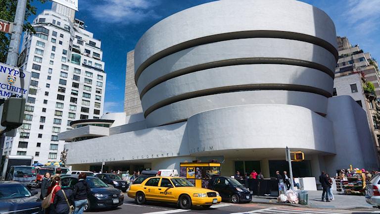 Guggenheimmuseet i New York. Foto: Jean-Christophe BENOIST/Wikimedia Commons/CC BY 3.0