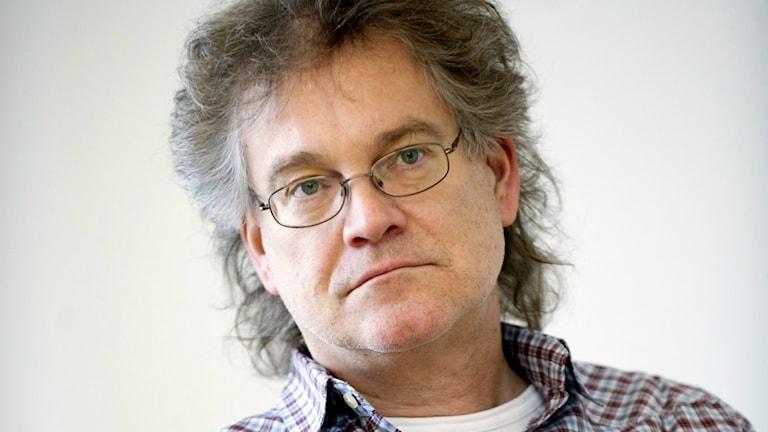 Statsvetaren Mikael Gilljam