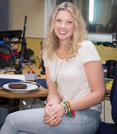 Erica Palmcrantz Aziz. Foto: Åsa Stöckel/Sveriges Radio