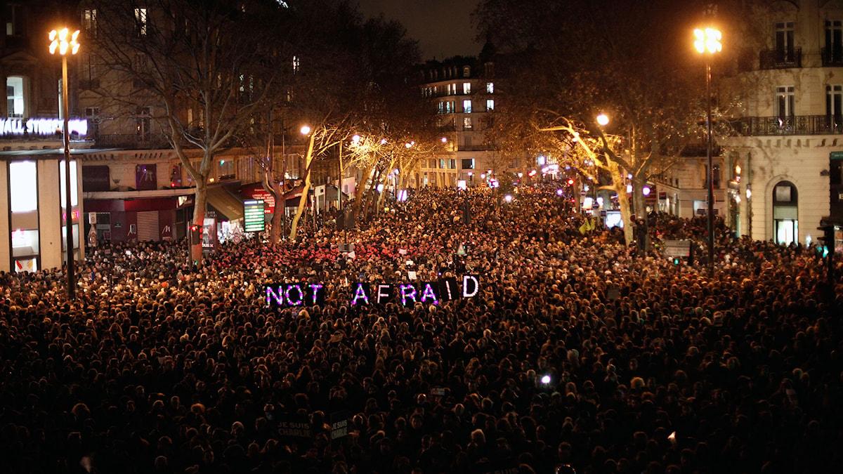 Foto: Thibault Camus/AP Photo/TT