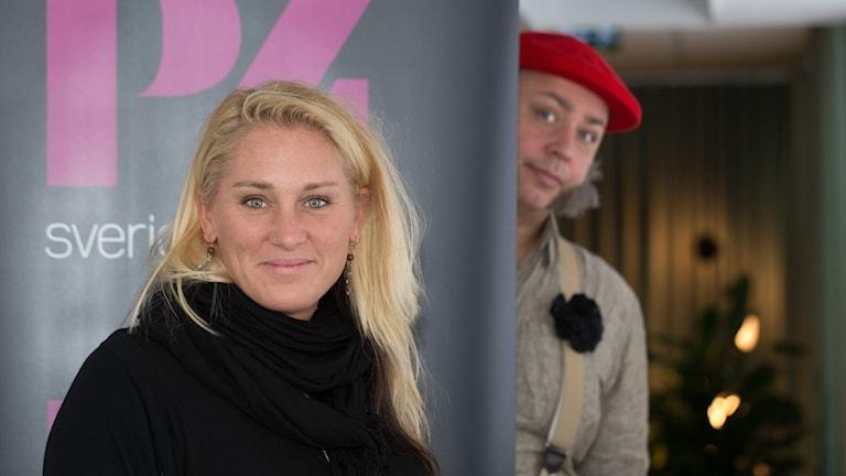 Clowner utan gränser. Foto: Åsa Stöckel/Sveriges Radio