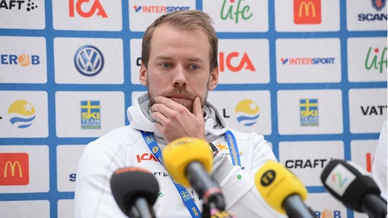 Emil Jönsson. Foto: Fredrik Sandberg/TT