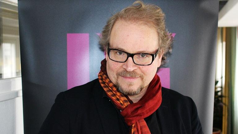 Dagens gäst Fredrik Lindström