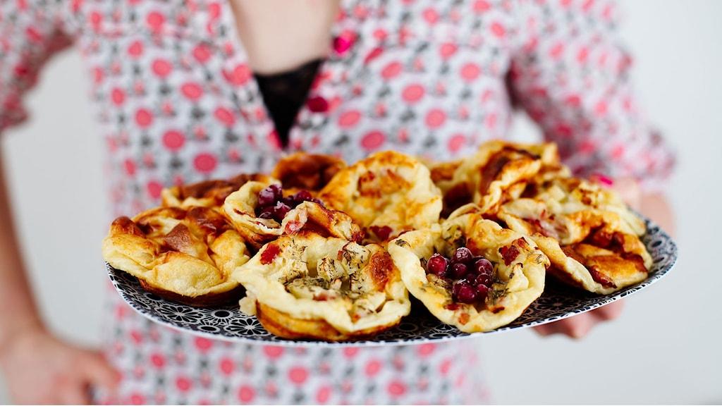 Pannkaksmuffins. Foto: Carl Fredriksson
