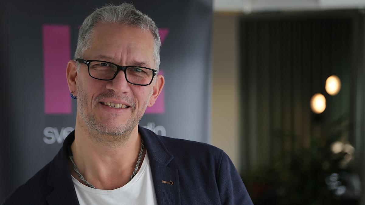 Mats Söderlund. Foto: Åsa Stöckel/Sveriges Radio