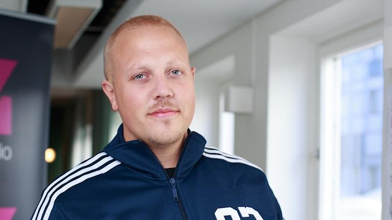 Sebbe Staxx. Foto: Åsa Stöckel/Sveriges Radio