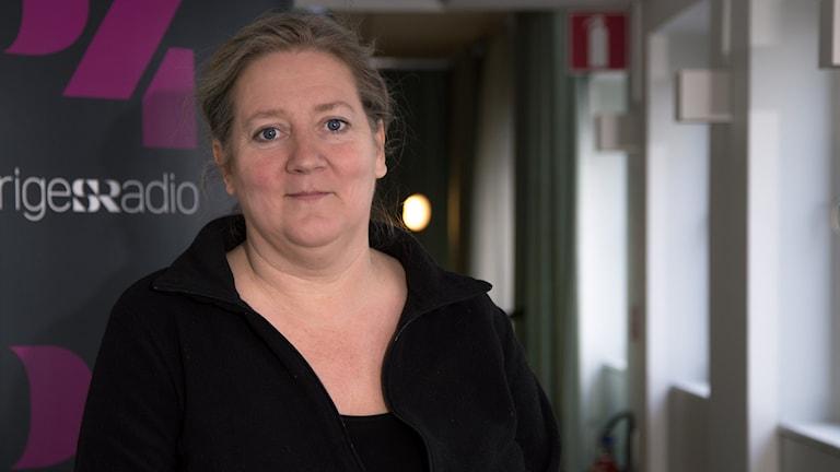 Åsa Landberg. Foto: Åsa Stöckel/Sveriges Radio