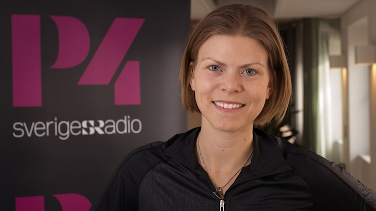 Terese Alvén. Foto: Åsa Stöckel/Sveriges Radio