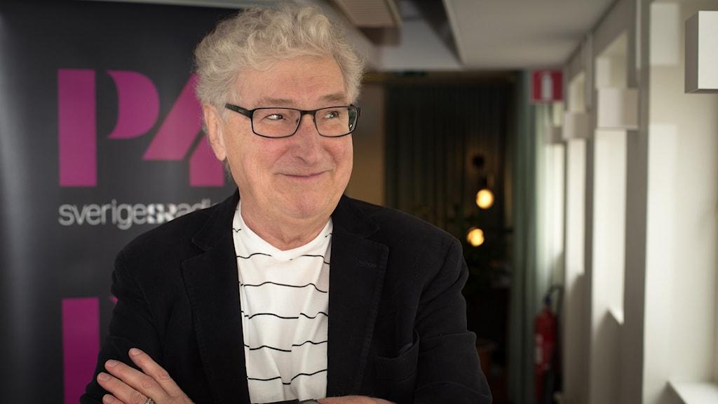 Magnus Härenstam. Foto: Åsa Stöckel/Sveriges Radio