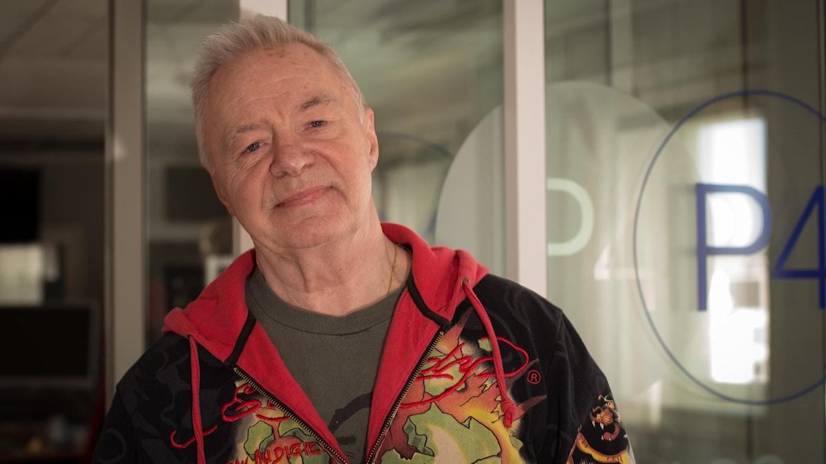 Jerry Williams. Foto: Åsa Stöckel/Sveriges Radio