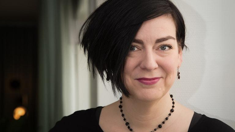 Nina Allergren. Foto: Åsa Stöckel/Sveriges Radio