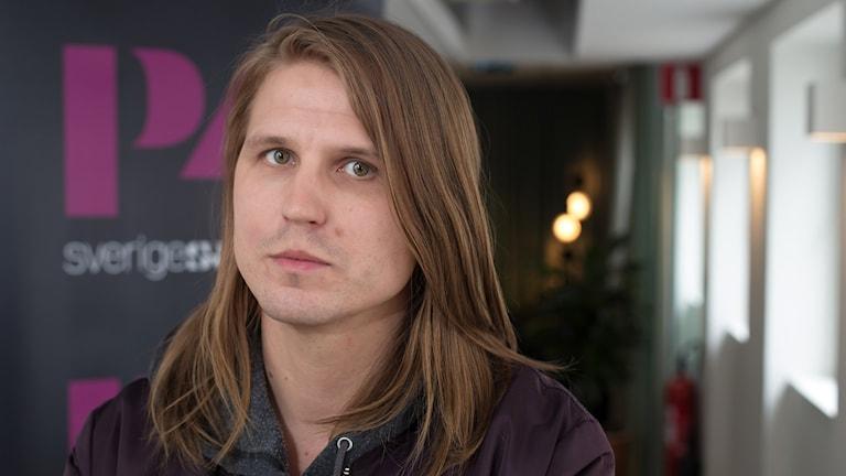 Markus Krunegård. Foto: Åsa Stöckel/Sveriges Radio