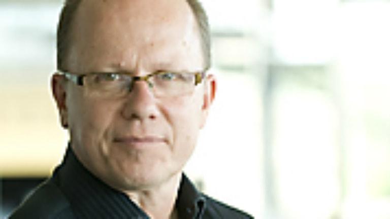 Nils Hansson Foto: SVT