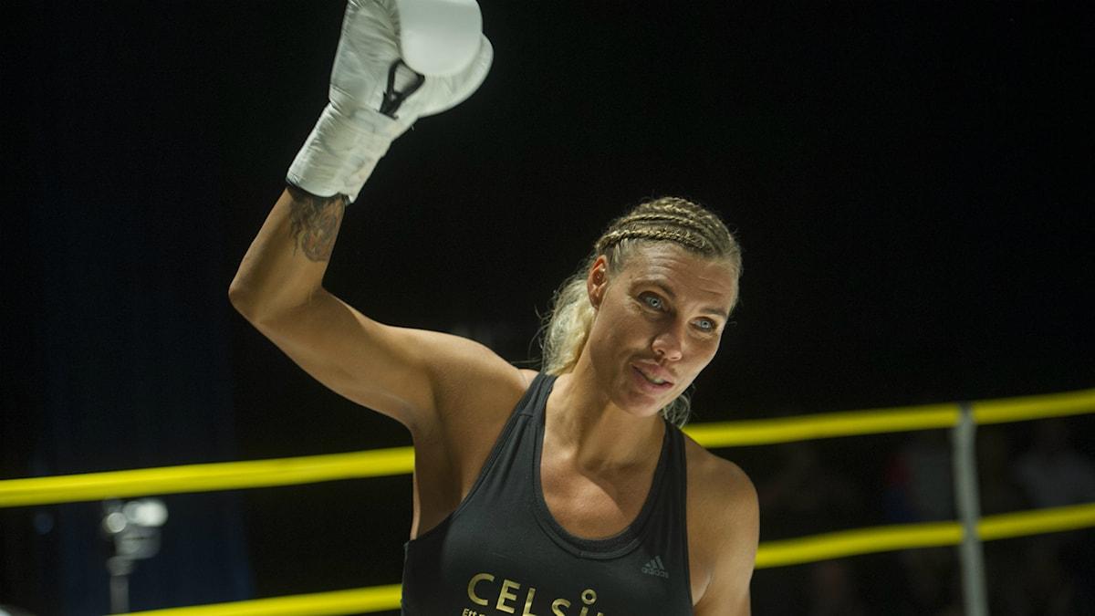 Boxaren Mikaela Laurén