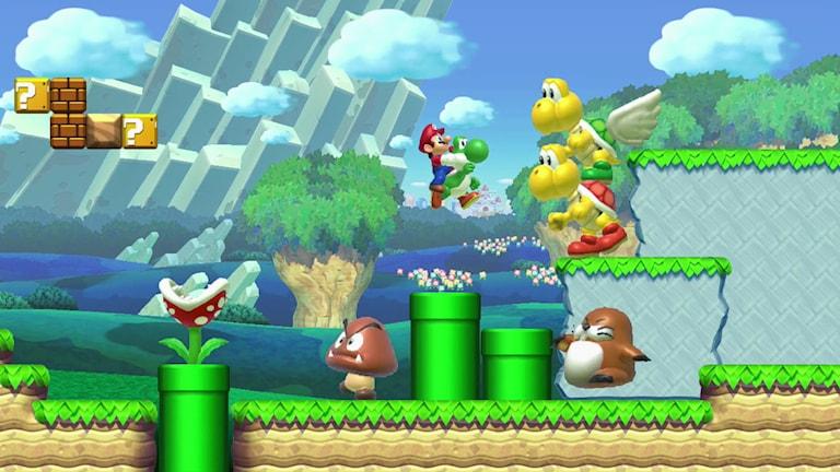 """Super Mario Maker"" Foto: Nintendo via AP Photo"
