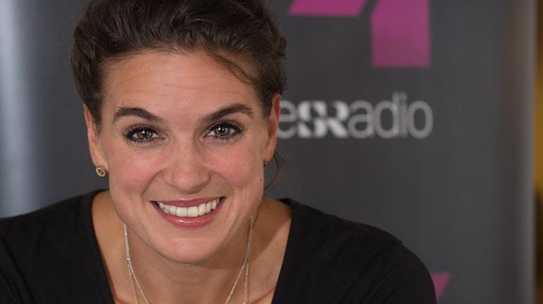Nadja Casadei. Foto: Åsa Stöckel/Sveriges Radio