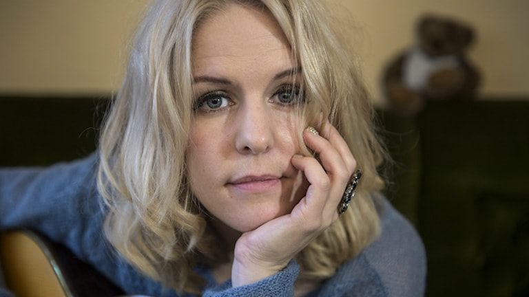 Sofia Karlsson. Foto: Lars Pehrson/TT