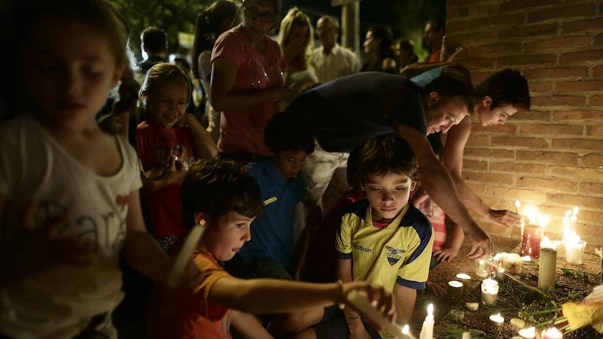 Foto: AP Photo/Jorge Saenz/TT