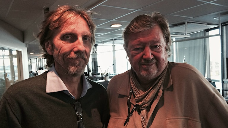 Foto: Clara Tortosa/ Sveriges Radio