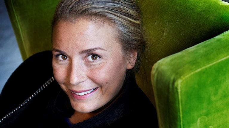 Isabelle Gulldén. Foto: Frida Winter/TT