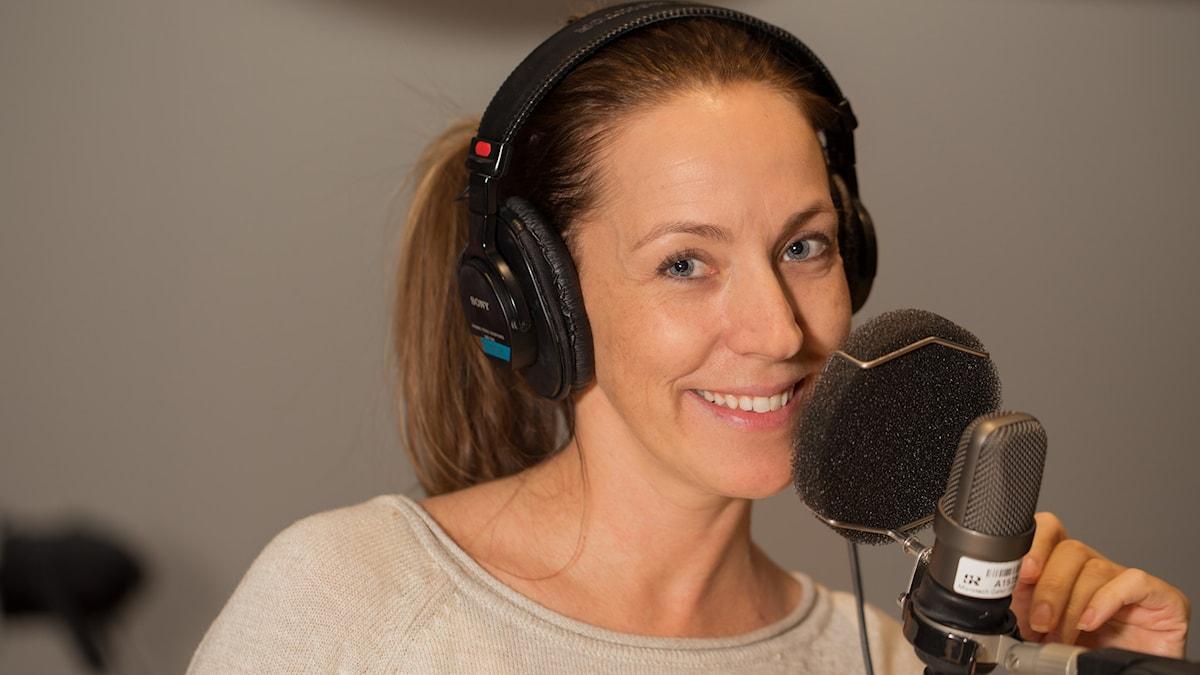Anna Bennich Karlstedt. Foto: Åsa Stöckel/Sveriges Radio