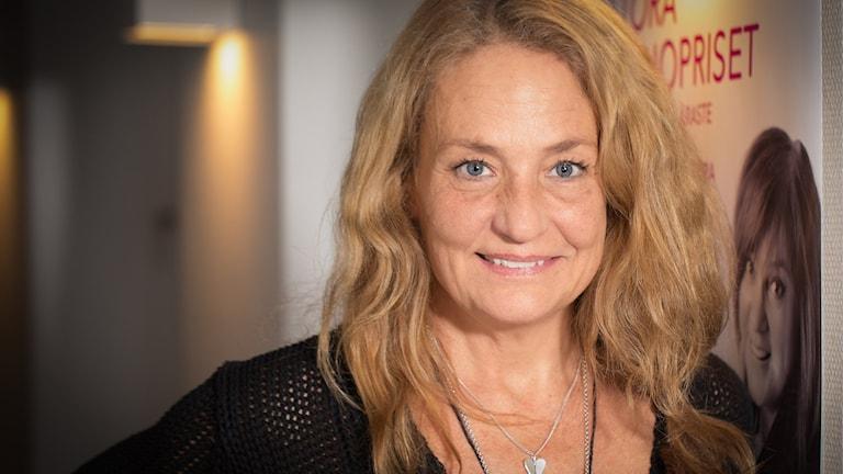 Susanne Tellinger. Foto: Åsa Stöckel/Sveriges Radio