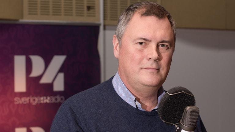 Gunnar Wagenius. Foto: Åsa Stöckel/Sveriges Radio