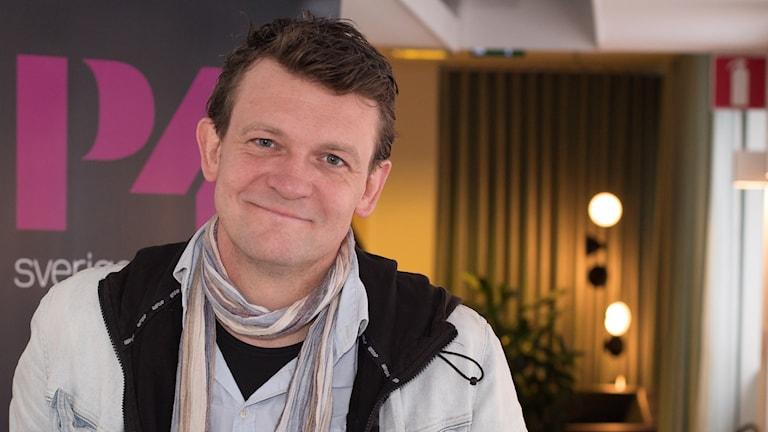 Peter Barlach. Foto: Åsa Stöckel/Sveriges Radio