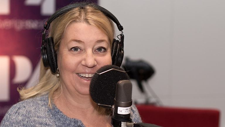 Annika Creautzer. Foto: Åsa Stöckel/Sveriges Radio