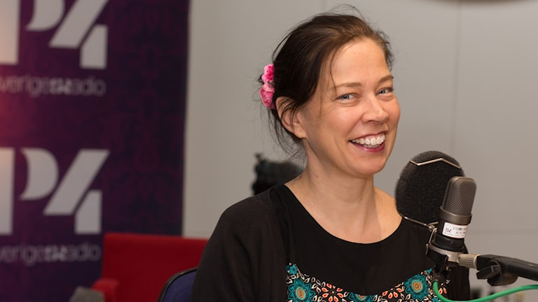 Marie Lundström. Foto: Åsa Stöckel/ Sveriges Radio