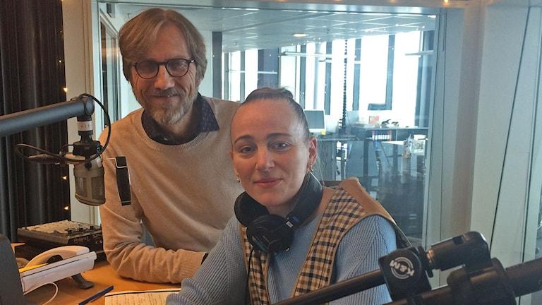 Lisa Holmqvist Erik Blix