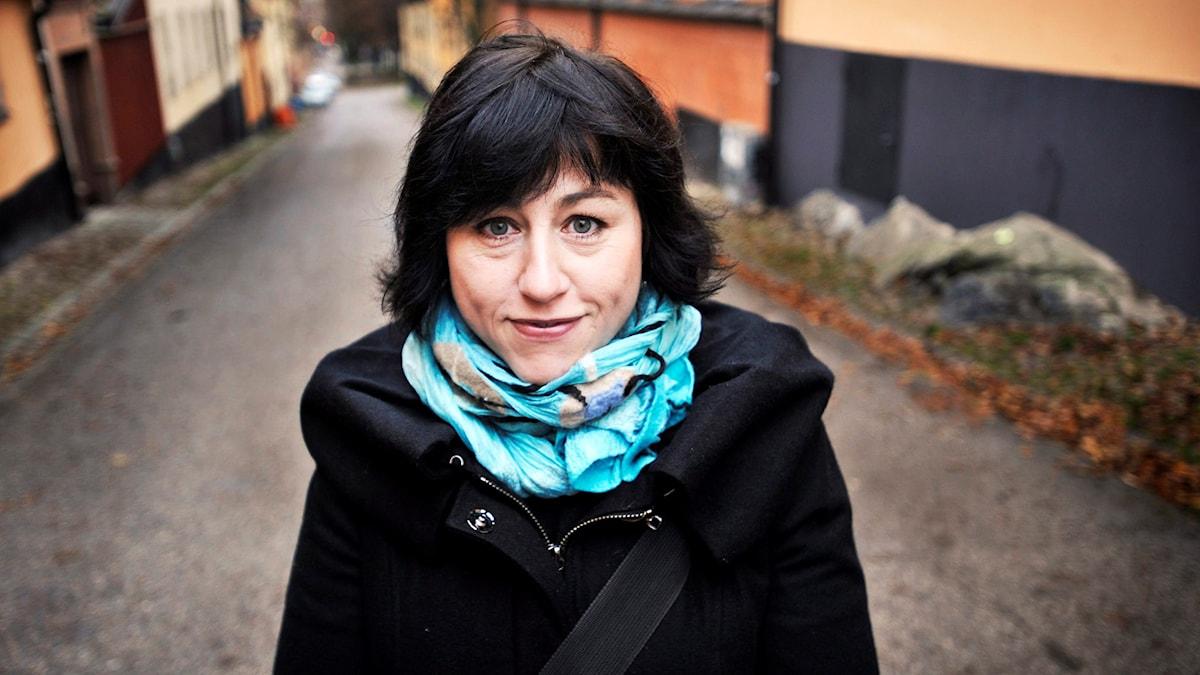 Hanne Kjöller. Foto: Yvonne Ņsell/TT