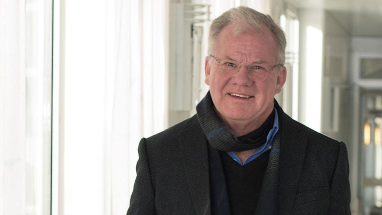 Stefan Arver, Överläkare på centrum för Andrologi och Sexualmedicin Karolinska Universitetssjukhuset i Huddinge