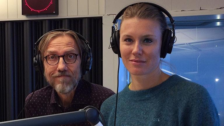 Emma Green och Erik Blix