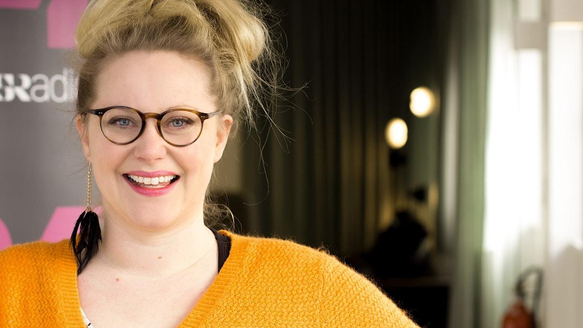 Jenny Lindh. Foto: Åsa Stöckel/Sveriges Radio