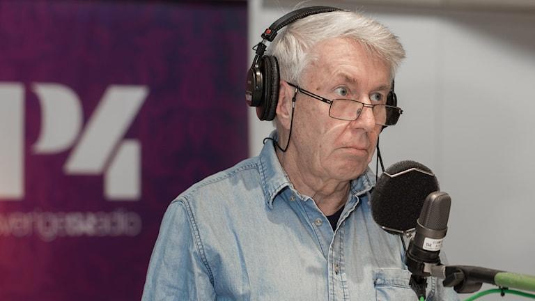 Jan Mosander. Foto: ÅSa Stöckel/Sveriges Radio