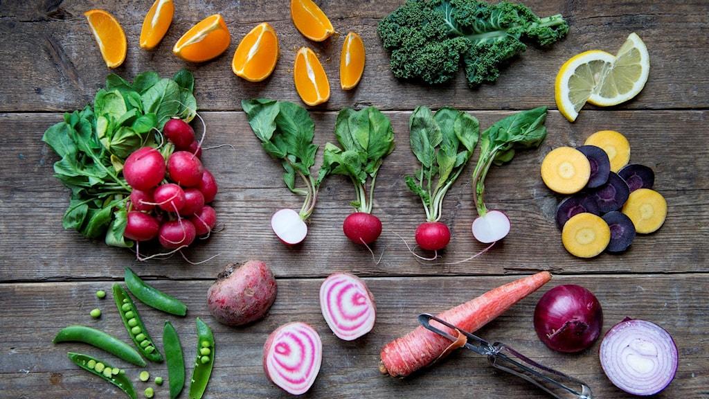 Grönsaker