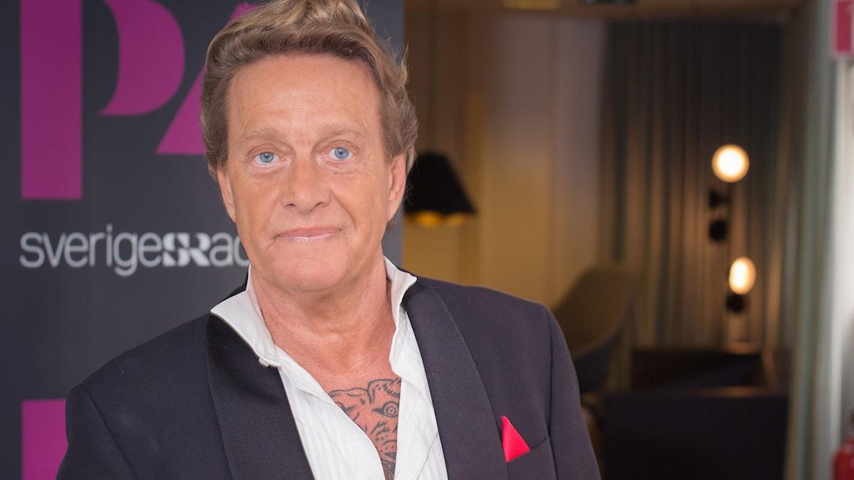 Björn Ranelid. Foto: Åsa Stöckel/Sveriges Radio