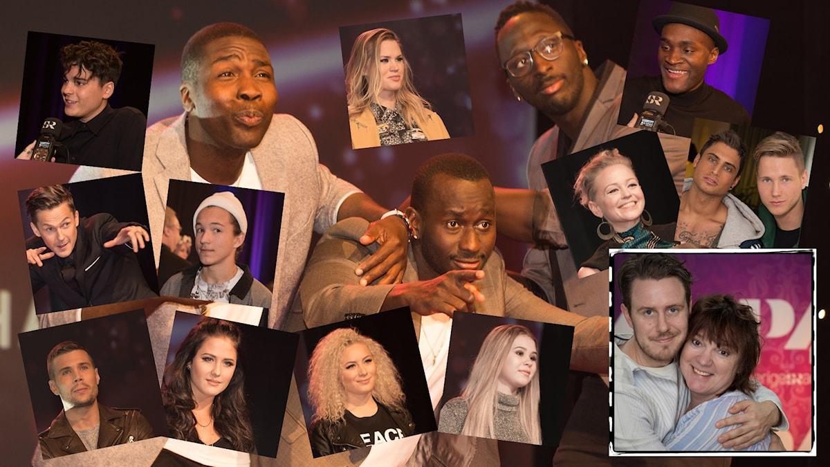 Melodifestivalen 2016. Foto: Åsa Stöckel/Sveriges Radio