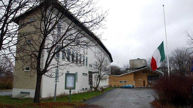 Italienska kulturinstitutet på Gärdet i Stockholm