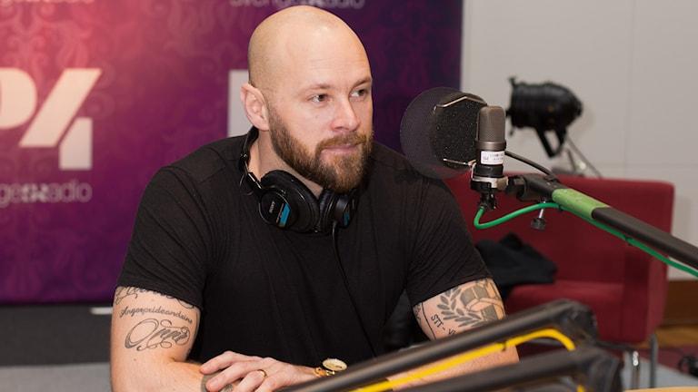 Ulf Stenberg. Foto: Åsa Stöckel/Sveriges Radio