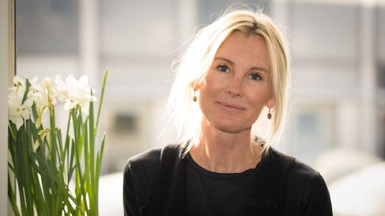 Victoria Skoglund. Foto: Åsa Stöckel/Sveriges Radio