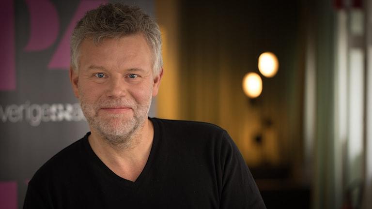 Arne Dahl. Foto: Åsa Stöckel/Sveriges Radio