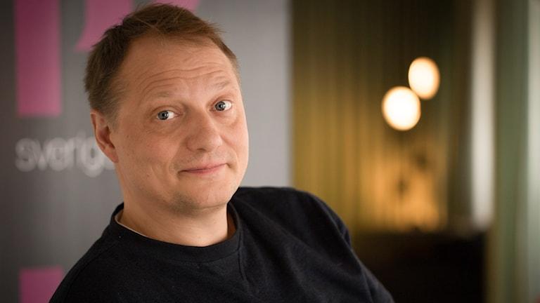 Magnus Carlson. Foto: Åsa Stöckel/Sveriges Radio