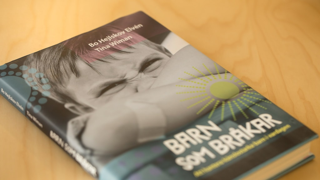Boken barn som bråkar. Foto: Åsa Stöckel/Sveriges Radio