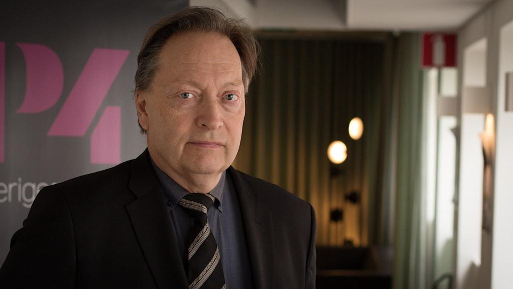 Horace Engdahl. Foto: Åsa Stöckel/Sveriges Radio